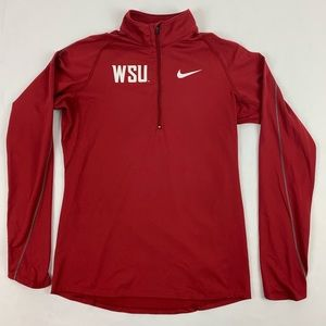 Washington State Cougars Nike Women's Pullover.